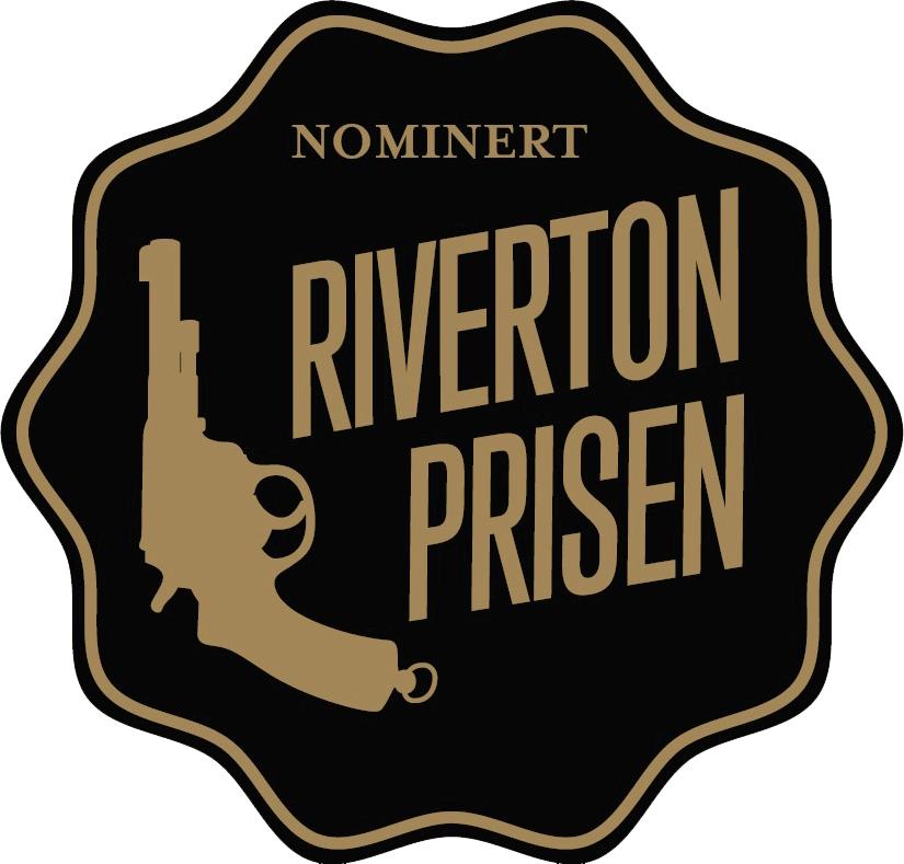 Rivertonprisen nominert