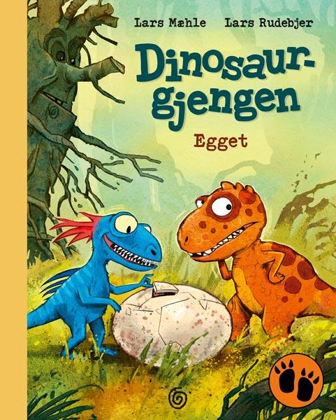 dinosaurgjengen-egget