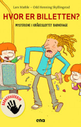 Ny bok i serien Kråkeslottet barnehage!
