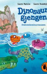 dinosaurgjengen-svommekonkurransen